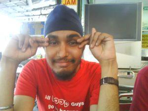 Funnyman Simran