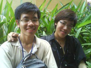 Kenlee and Jonathan
